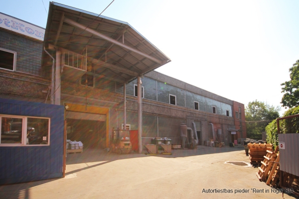 Industrial premises for sale, Slokas street - Image 20