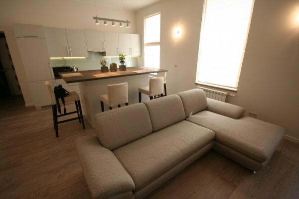 Apartment for rent, Rūpniecības street 1 - Image 1