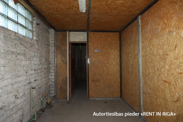 Iznomā ražošanas telpas, Strenču iela - Attēls 7