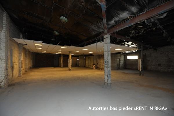 Iznomā ražošanas telpas, Strenču iela - Attēls 4