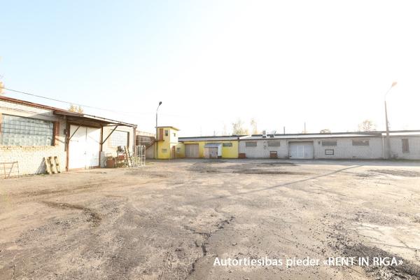 Iznomā ražošanas telpas, Strenču iela - Attēls 13