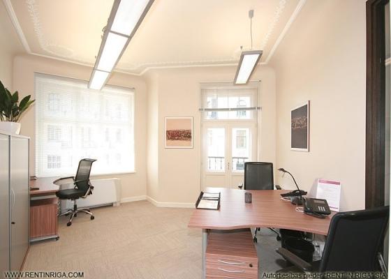 Iznomā biroju, Tērbatas iela - Attēls 4
