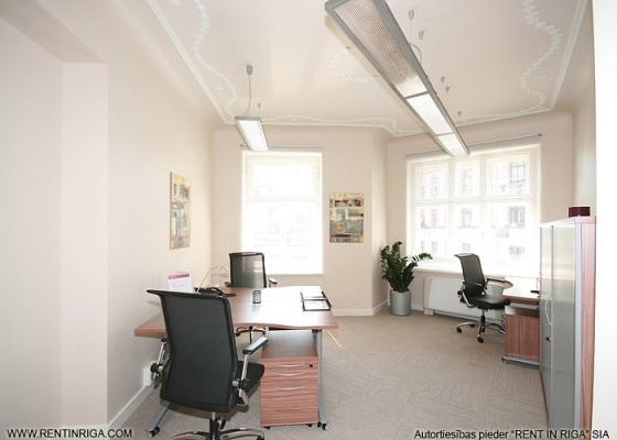 Iznomā biroju, Tērbatas iela - Attēls 1