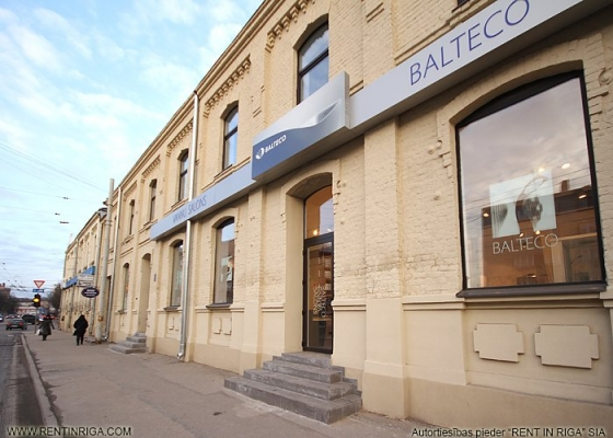 Retail premises for sale, Pērnavas street - Image 1