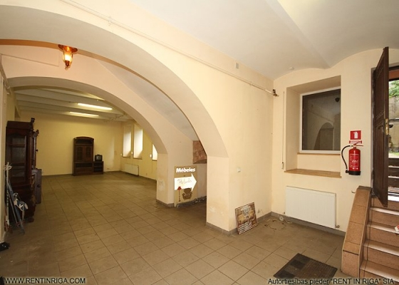 Retail premises for sale, Nometņu street - Image 3