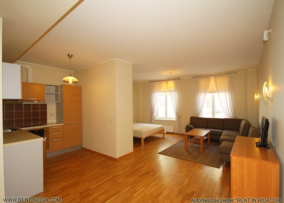 Apartment for rent, Kalpaka street 7 - Image 1