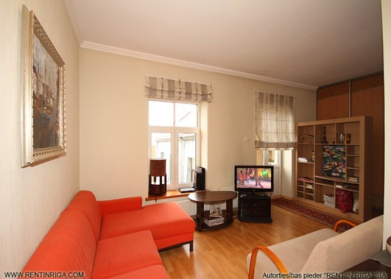 Apartment for rent, P. Brieža street 7 - Image 1