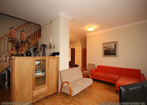 Apartment for rent, P. Brieža street 7 - Image 2