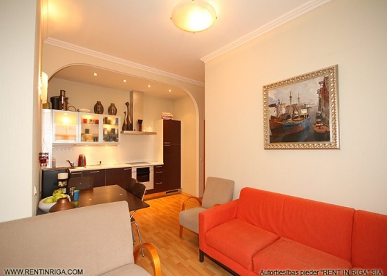 Apartment for rent, P. Brieža street 7 - Image 4