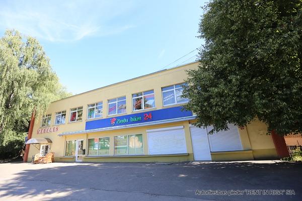 Retail premises for sale, Dzelzavas street - Image 1