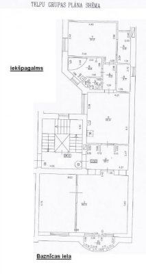 Pārdod dzīvokli, Baznīcas iela 13 - Attēls 1
