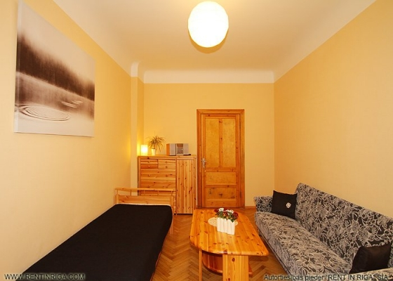 Apartment for rent, Tērbatas street 85 - Image 3