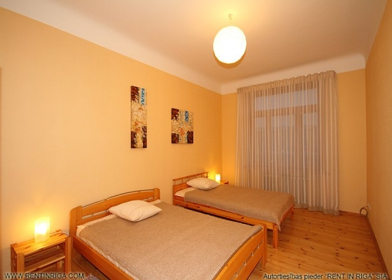 Apartment for rent, Tērbatas street 85 - Image 4