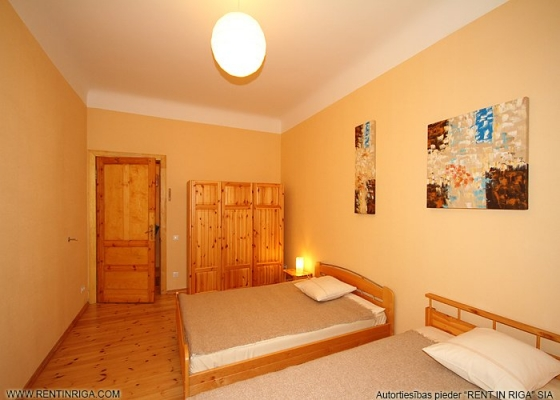 Apartment for rent, Tērbatas street 85 - Image 5