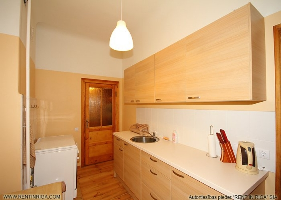 Apartment for rent, Tērbatas street 85 - Image 7