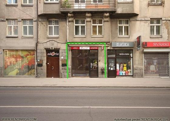 Iznomā tirdzniecības telpas, Čaka iela - Attēls 3