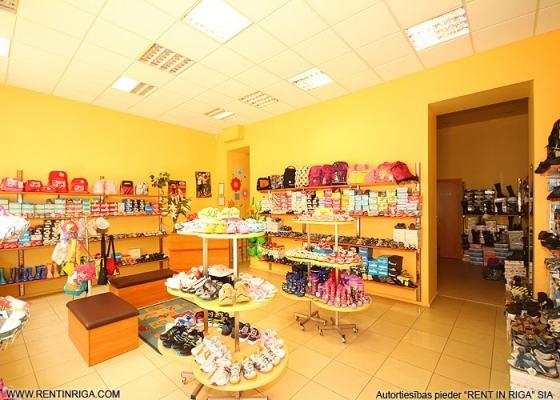Retail premises for sale, Matīsa street - Image 1