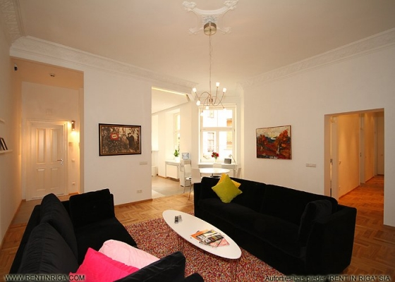 Apartment for rent, Valdemāra street 23 - Image 1