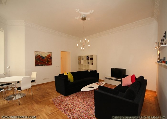 Apartment for rent, Valdemāra street 23 - Image 2