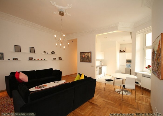 Apartment for rent, Valdemāra street 23 - Image 3