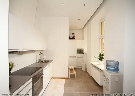 Apartment for rent, Valdemāra street 23 - Image 4