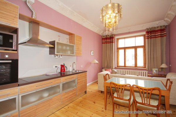 Apartment for rent, Lāčplēša street 18 - Image 1