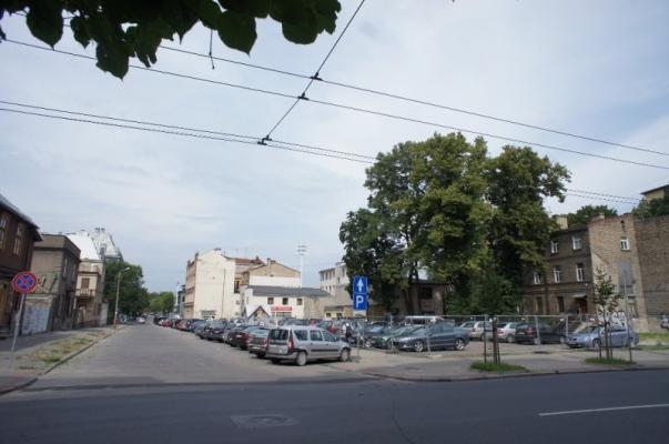 Pārdod zemi, Valdemāra iela - Attēls 1