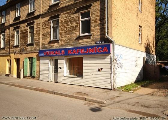 Retail premises for sale, Mazā nometņu street - Image 1