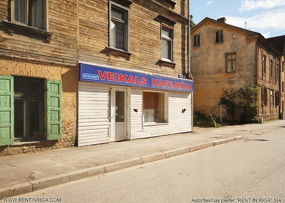 Retail premises for sale, Mazā nometņu street - Image 6