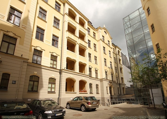Сдают квартиру, улица Kr. Valdemāra 23 - Изображение 15