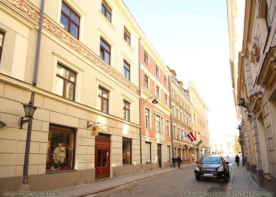 Iznomā tirdzniecības telpas, Vāgnera iela - Attēls 1