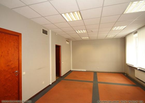 Iznomā biroju, Dzirnavu iela - Attēls 1
