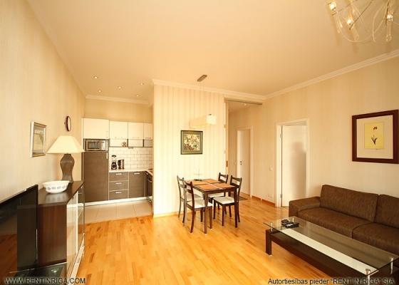 Izīrē dzīvokli, Tomsona iela 39 - Attēls 2