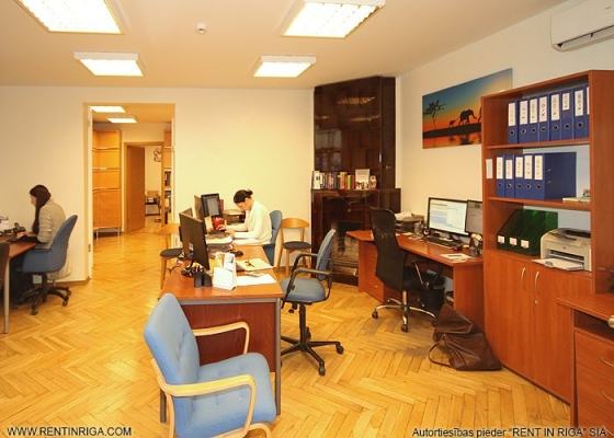 Office for rent, Valdemāra street - Image 1