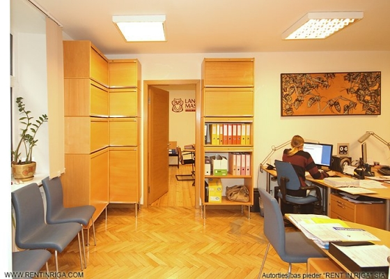 Iznomā biroju, Valdemāra iela - Attēls 2
