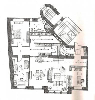 Pārdod dzīvokli, Skolas iela 38 - Attēls 14