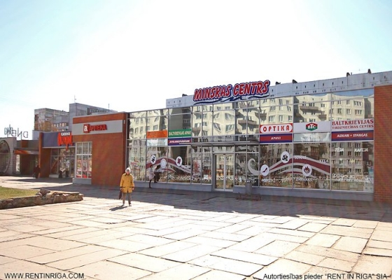 Retail premises for rent, Nīcgales street - Image 4
