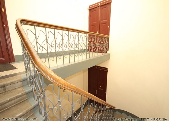 Apartment for sale, Dzirnavu street 32 - Image 1