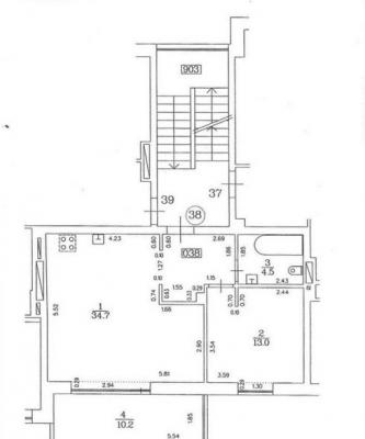 Izīrē dzīvokli, Slokas iela 111h - Attēls 10