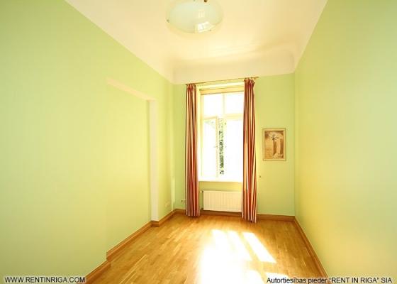 Izīrē dzīvokli, Kalpaka iela 7 - Attēls 3