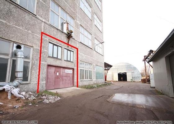 Iznomā ražošanas telpas, Stopiņu iela - Attēls 7
