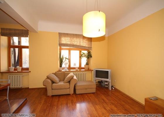 Apartment for rent, Blaumaņa street 21 - Image 3