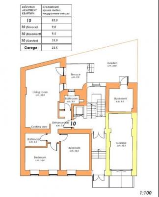 Pārdod dzīvokli, Dzirnavu iela 6 - Attēls 4