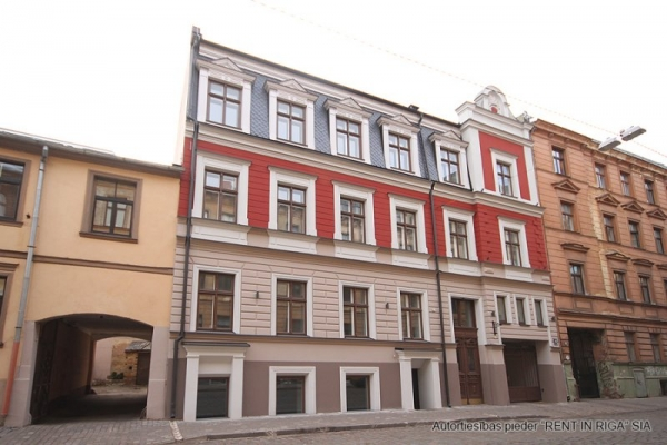 Apartment for sale, Dzirnavu street 6 - Image 1
