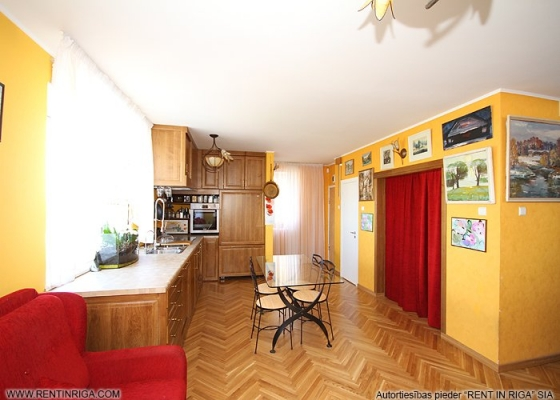 Apartment for rent, Vesetas street 8 - Image 1