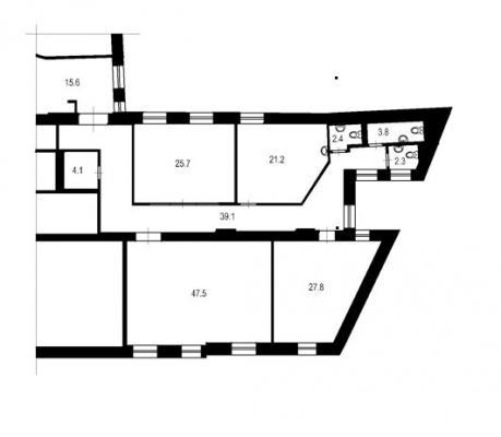 Iznomā biroju, Elizabetes iela - Attēls 19