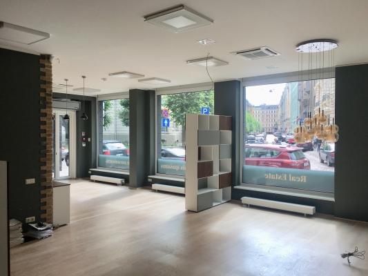 Retail premises for rent, Strēlnieku street - Image 1