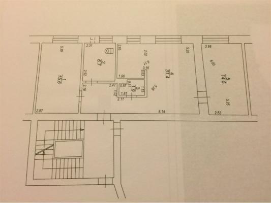 Izīrē dzīvokli, Dzirnavu iela 113A - Attēls 12