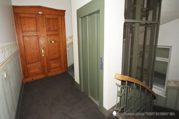 Izīrē dzīvokli, Tērbatas iela 9 - Attēls 11
