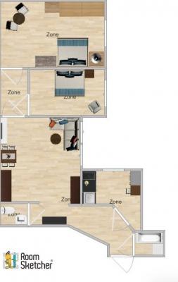 Izīrē dzīvokli, Ganu iela 4 - Attēls 1